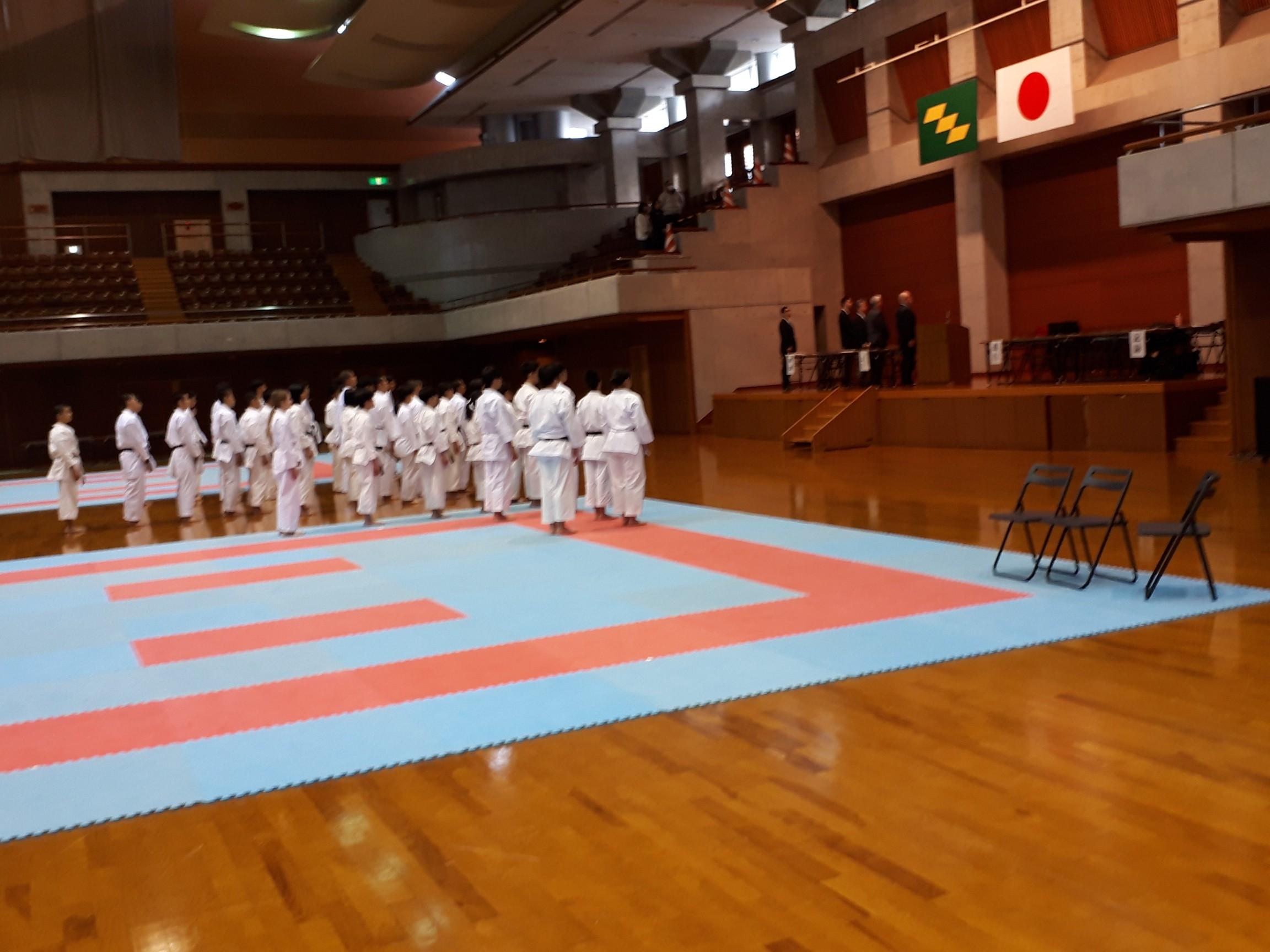 宮崎県高校生空手道選手権大会